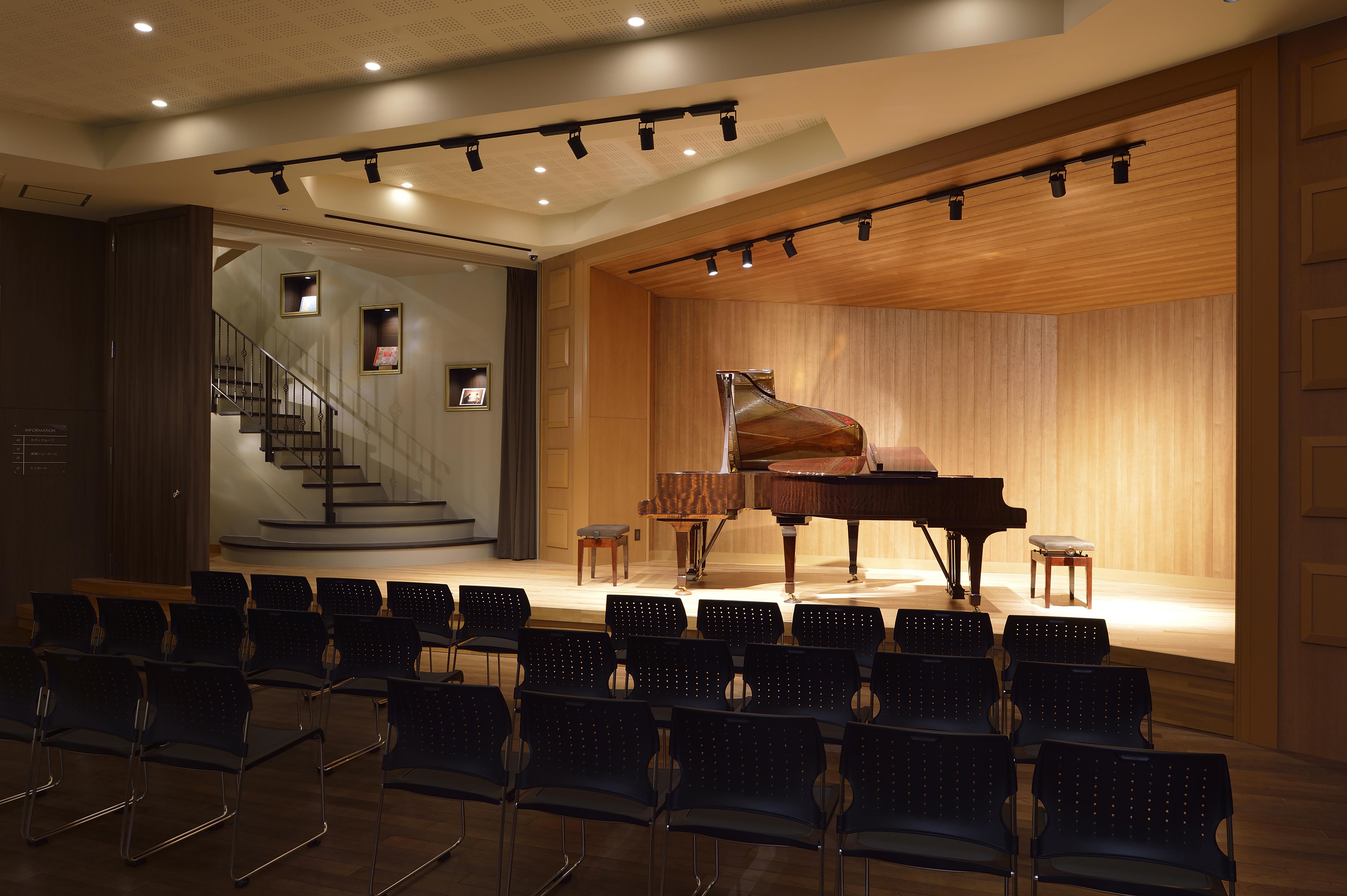 Kayacc Klavier レンタルサービス 1F ミニホール
