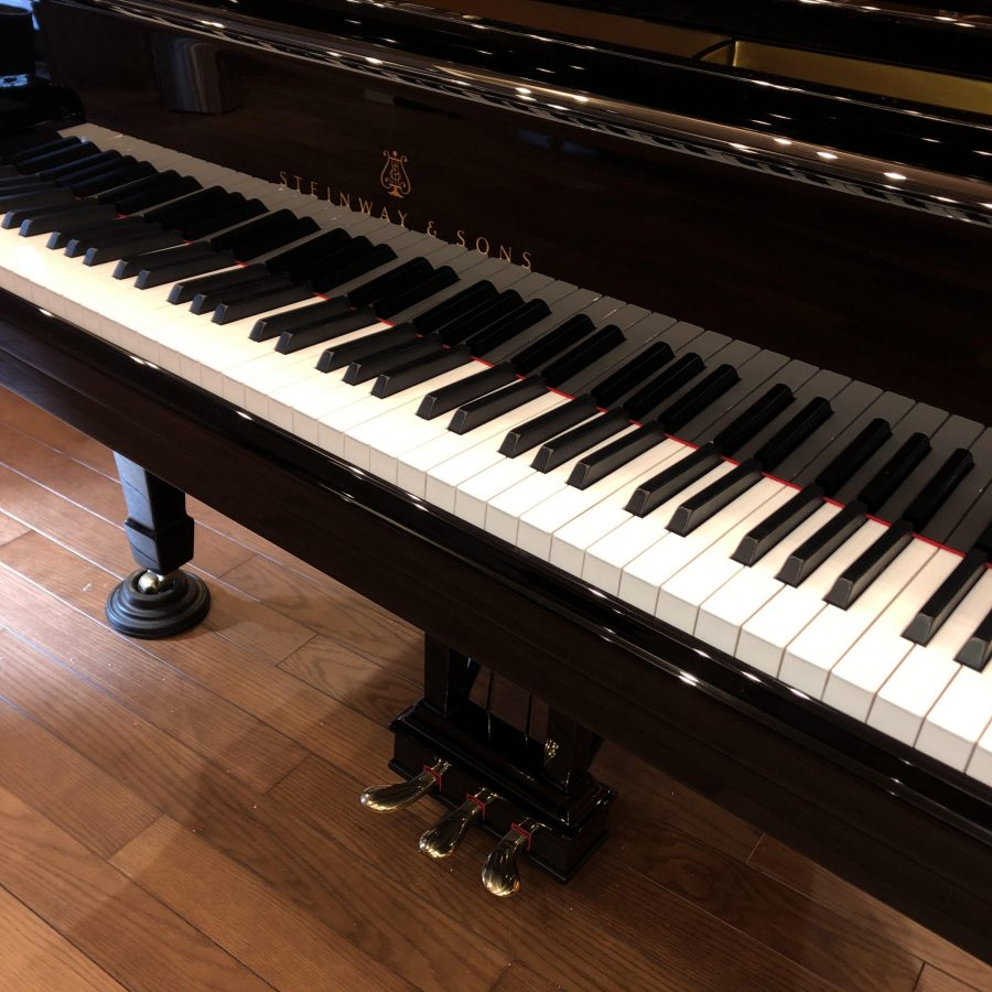 Steinway & Sons A 1976